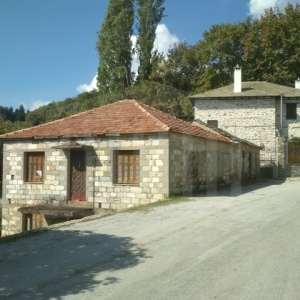 Detached House, Pilio
